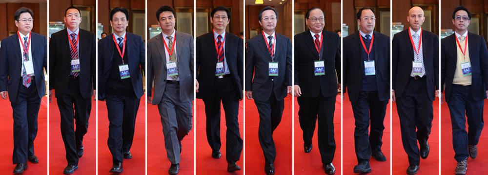 2011中国物流技术装备业十大评选颁奖盛典之红毯星光